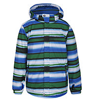 Icepeak Hank JR Skijacke, Blue/Green