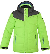 Icepeak Helios - Skijacke - Kinder, Green/Light Blue