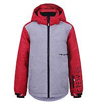 Icepeak Henri - Skijacke - Kinder, Red/Grey