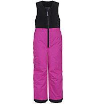 Icepeak Jad KD - Skihose - Kinder, Pink/Black