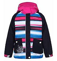 Icepeak Jenna KD - giacca da sci - bambino, Pink/Blue