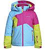 Icepeak Jian - giacca sci - bambino, Pink/Light Blue