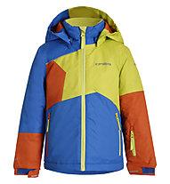 Icepeak Jian - Winterjacke - Kinder, Light Blue/Orange