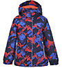 Icepeak Junction KD - Skijacke - Kinder, Red/Blue