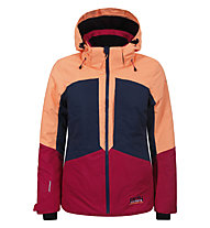Icepeak Kate - Skijacke - Damen, Orange/Blue