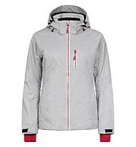 Icepeak Kayla - giacca da sci -donna, Grey