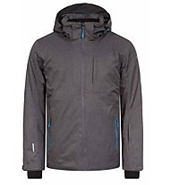 Icepeak Keanu - giacca da sci - uomo, Grey