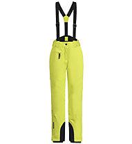 Icepeak Lagos - pantaloni da sci - bambina, Yellow