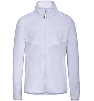 Icepeak Limon JR - giacca in pile - bambina, White