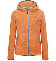 Icepeak Lindsay Jr. Fleecejacke - Kinder, Orange