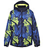 Icepeak Locke - Skijacke - Kinder, Blue/Green