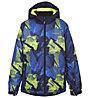 Icepeak Locke - giacca da sci - bambino, Blue/Green