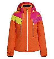 Icepeak Lorient - Skijacke - Mädchen, Orange