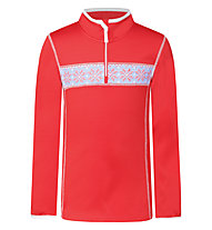 Icepeak Necia Jr - Pullover, Red