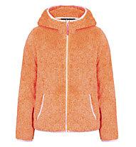 Icepeak Nila - giacca in pile - bambina, Orange