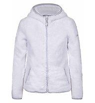 Icepeak Nila - giacca in pile - bambina, White
