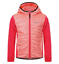 Icepeak Renee - Kapuzenjacke - Kinder, Orange