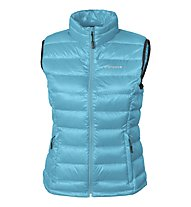 Icepeak Vivien Gilet in piuma Donna, Light Blue