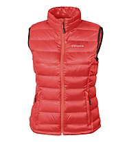 Icepeak Vivien Gilet in piuma Donna, Dark Orange