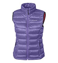 Icepeak Vivien Gilet in piuma Donna, Purple