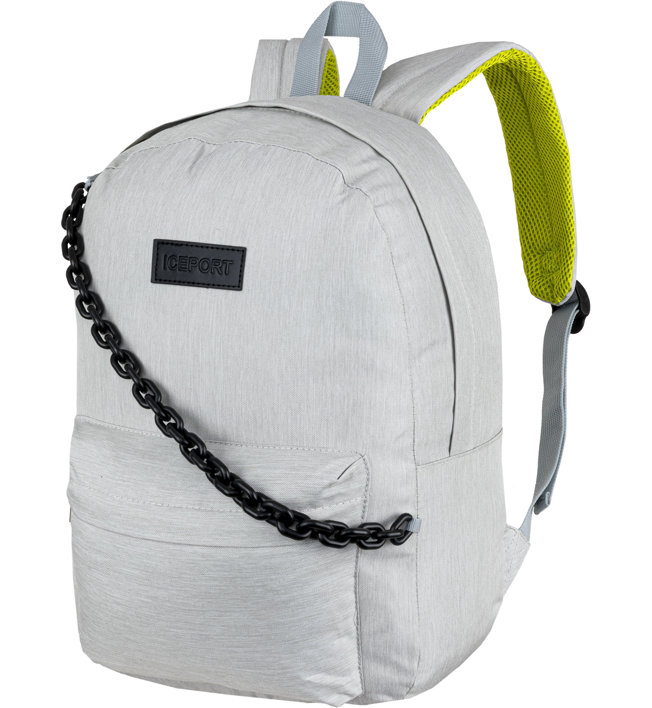Iceport BP 43x16 - Daypack, Grey
