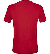 Iceport Colbert - T-Shirt - Herren, Red