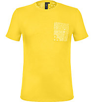 Iceport Colbert - T-Shirt - Herren, Yellow