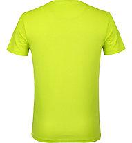 Iceport Colbert - T-Shirt - Herren, Lemon
