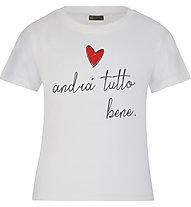 Iceport #andràtuttobene - T-shirt - bambino, White