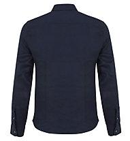 Iceport Camicia maniche lunghe - uomo, Blue