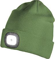 Iceport Led Beanie Lighty - berretto, Dark Green