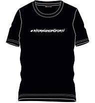 Iceport #ritorniamopiùforti - T-shirt - uomo, Black