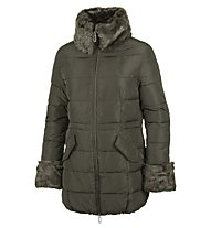 Iceport Night Woman Jacket Giacca Donna, Brown