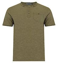 Iceport T-S SS Serafino - T-Shirt - Herren, Green