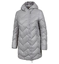Iceport Zig Zag Woman Jacket Giacca Donna, Light Grey