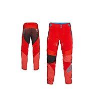 Ion Bike Pants Sabotage Downhill-Radhose, Fiesta Red