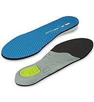 Ironman Pwr-Thane Cushioning - Schuheinlegesohle, Blue/Grey
