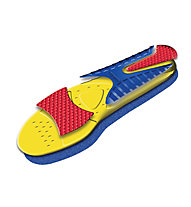Ironman All Sport - soletta scarpe, Blue/Yellow