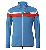 J.Lindeberg M Huxley Stripe Jacket, Blue