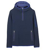 J.Lindeberg M Logo Hood - Kapuzenpullover - Herren, Blue