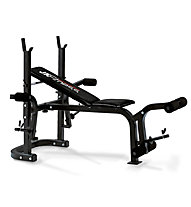 JK Fitness Trainingsbank 6060 mit Ablage, Black