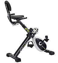JK Fitness Movi Fitness MF620 - cyclette, Black