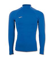 Joma Brama Classic - maglietta tecnica manica lunga - uomo/bambino, Blue
