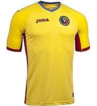 Joma Camiseta 1 - maglia calcio Nazionale Romania, Yellow
