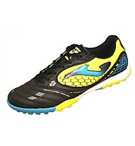 Joma Liga 501 Turf Fibertec, Black/Blue/Yellow