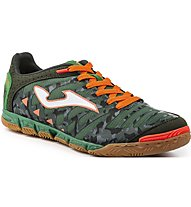 Joma Super Regate IN Scarpe Calcetto Indoor, Green