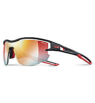 Julbo Aero - Sonnenbrille, Black/Red
