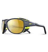 Julbo Explorer 2.0 - occhiali sportivi, Grey/Yellow