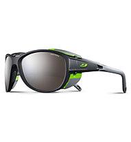 Julbo Explorer 2.0 - occhiali sportivi, Grey/Green