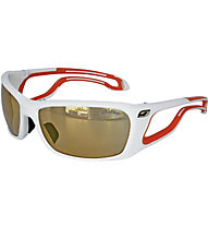 Julbo PipeLine Speed, White/Orange